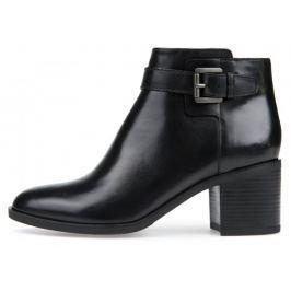 Geox dámská kotníčková obuv Glynna 36 černá