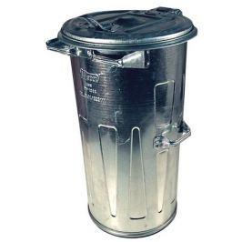 M.A.T. Group Nádoba na odpadky 110l, pozinkovaná
