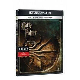Harry Potter a Tajemná komnata (2 disky) - Blu-ray + 4K ULTRA HD