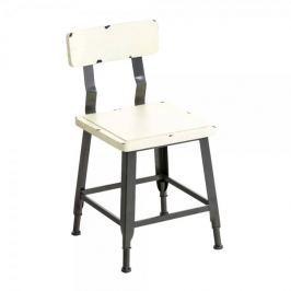 BHM Germany Jídelní židle Robust, antik krémová