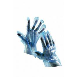 Červa DUCK BLUE jednorázové rukavice světle modrá 9