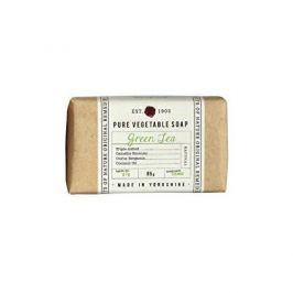Fikkerts Hydratační rostlinné mýdlo Zelený čaj (Pure Vegetable Soap) 85 g