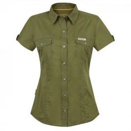 Bushman Košile ELOISE, zelená, XXL
