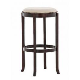 BHM Germany Barová židle Vinty cappuccino / krémová