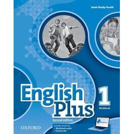 Wetz Ben: English Plus Second Edition 1 Workbook with Access to Audio and Practice Kit
