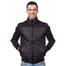 Geox pánská bunda 54 černá