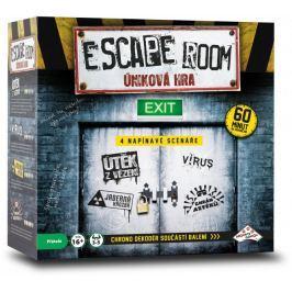 ADC Blackfire Escape room - úniková hra