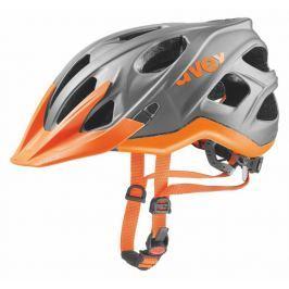 Uvex Stivo CC Grey/Neon Orange 52-57