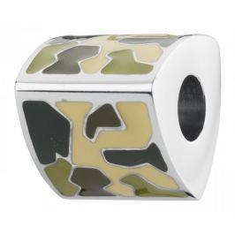 Brosway Ocelový přívěsek Team Camouflage TJ Man BTJN24