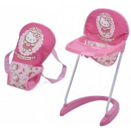 Hauck Látková sedačka s nosítkem Hello Kitty