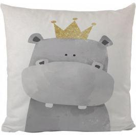 Butter Kings Polštář King Rhino 50 x 50 cm