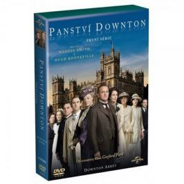 Panství Downton 1. série (3DVD)   - DVD
