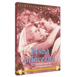 Pyšná princezna   - DVD