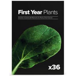 Plantui výběr rostlin - First Year Plants, 36ks v balení