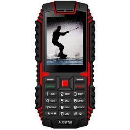 Aligator R12 eXtremo, Dual SIM, červená/černá - rozbaleno