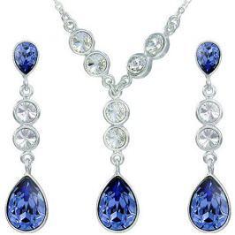 MHM Souprava šperků Anie Tanzanite 34100