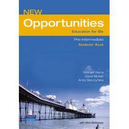 Mower David: New Opportunities Global Pre-Intermediate Students´ Book NE