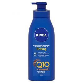 Nivea Výživné zpevňující tělové mléko pro suchou pokožku Q10 Plus (Firming) 400 ml