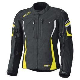 Held bunda LUCA Gore-Tex vel.XL, černá/fluo žlutá Bundy na motorku