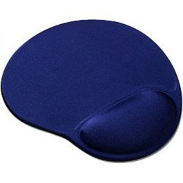 PremiumCord Podložka pod myš ERGO gelová, modrá