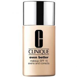 Clinique Tekutý make-up pro sjednocení barevného tónu pleti SPF 15 (Even Better Make-up) 30 ml (Odstín 05 Neu