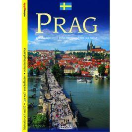 Kubík Viktor: Praha - průvodce/švédsky