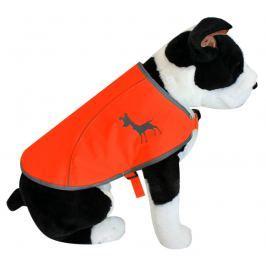 Alcott Neonově oranžová vesta s reflexními prvky vel. S