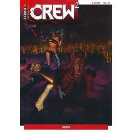 Crew2 - Comicsový magazín 32/2012