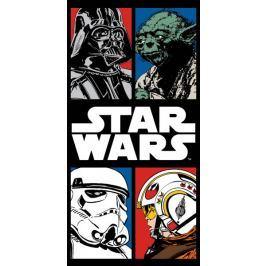Jerry Fabrics Osuška Star Wars komiks 70x140 cm