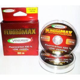 Venturieri - Fluorocarbon  Fluoromax 50 m crystal 0,12 mm, 1,90 kg