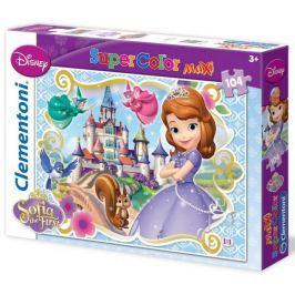 Clementoni Puzzle Sofia První 104 dílků