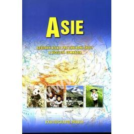 Školní atlas/Asie, 2.vydání
