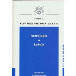 Halevi Shimon: Astrologie a kabala