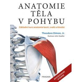 Dimon, Jr. Theodore: Anatomie těla v pohybu - Základní kurz anatomie kostí, svalů a kloubů