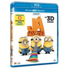 Já, padouch 2   - Blu-ray
