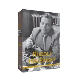 Kolekce Rudolfa Hrušínského (4DVD) - DVD