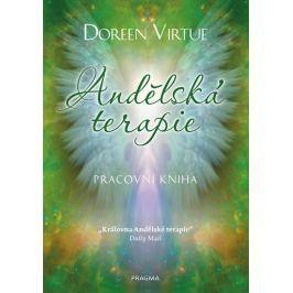 Virtue Doreen: Andělská terapie – pracovní kniha