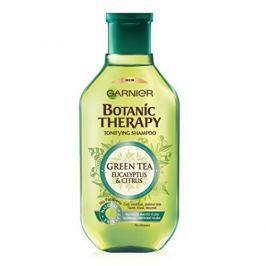 Garnier Tonizující šampon se zeleným čajem na rychle se mastící vlasy Botanic Therapy (Tonifying Shampoo) (O