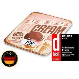 Beurer kuchyňská váha Icecream KS19