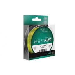 FIN Vlasec Method Feed Žlutá 200 m 0,14 mm, 4 lb