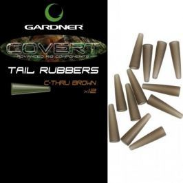 Gardner Převleky Covert Tail Rubbers Hnědá