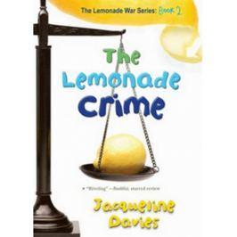 Davies Jacqueline: The Lemonade Crime