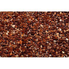 TOPSTONE Kamenný koberec Marrone Mogano Stěna hrubost zrna 2-4mm