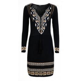 Desigual dámské šaty Neltu XS černá