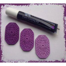 Food Colours Gelová barva  tuba (Violet) fialová 20 g