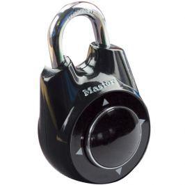 Master Lock Visací zámek s číselným kódem 55mm černý (1500iEURDBLK)