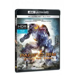 Pacific Rim - Útok na Zemi (2 disky) - Blu-ray + 4K ULTRA HD