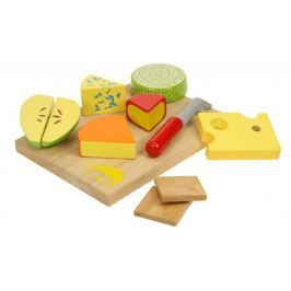 Bigjigs Toys Sýry na desce