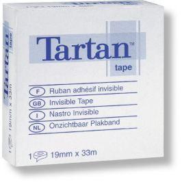 Lepicí páska bankovní 19 mm x 33 m Tartan popisovatelná Lepicí pásky