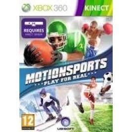 Kinect Motion Sports (XBOX 360) Hry na konzole